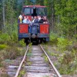 Rongisõit Naissaarel