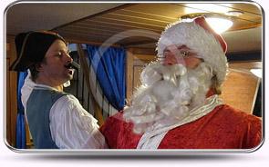 Korralda meeleolukas firma jõulupidu