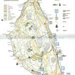 Naissaare matkaradade kaart