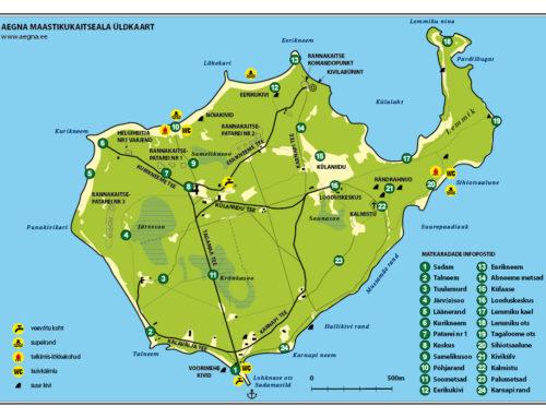Reisid Aegna saarele – uuri võimalusi