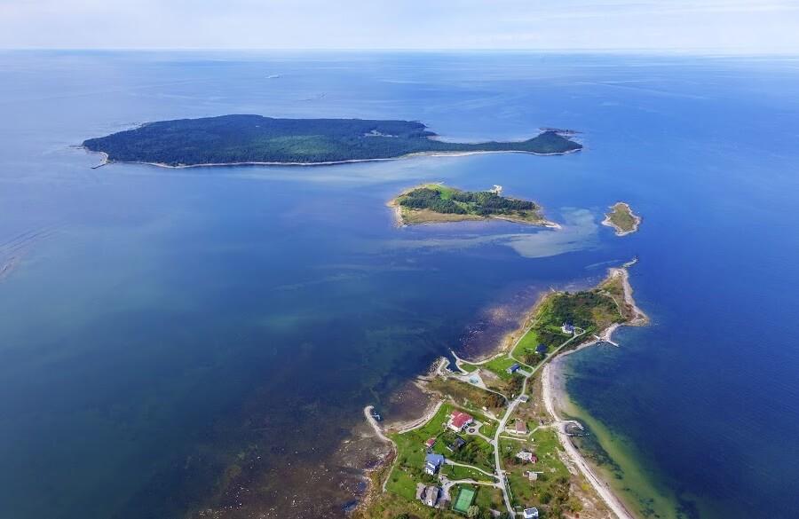 Kahe saare kruiis