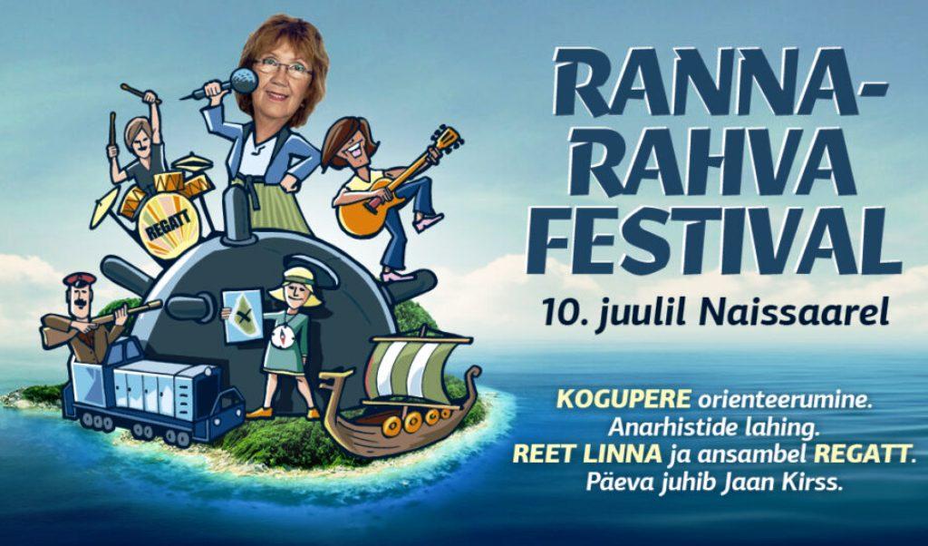 Rannarahva Festival Naissaarel